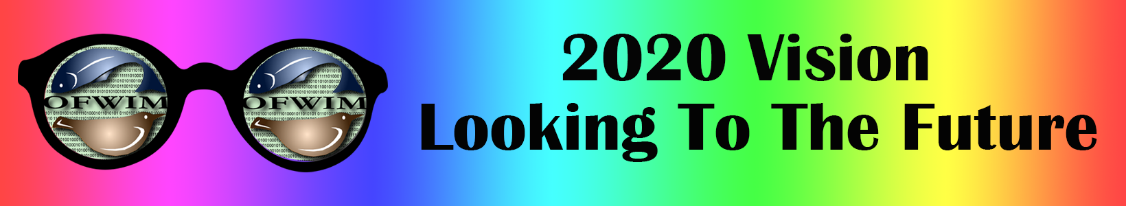 2020 Vision: Looking to the Future